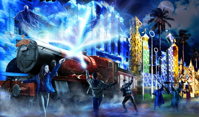 Universal's New Nighttime Parade in Japan Looks Incredible!