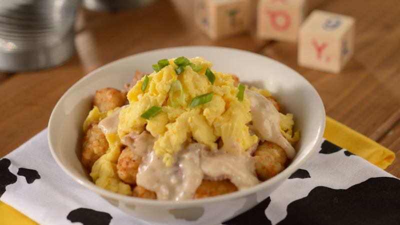 Woody's Lunch Box Breakfast Bowl