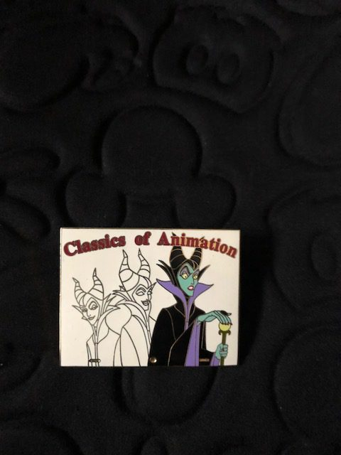 Pin Profiles - Maleficent Disney Auctions