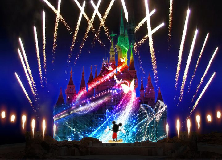 Disney Extends Run of Illuminations at Disneyland Paris into 2019