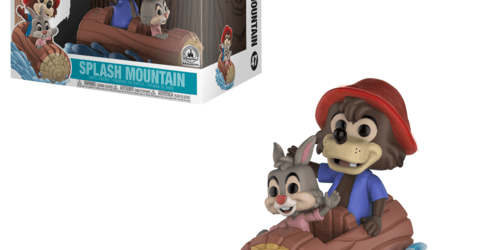 Splash Mountain Pop Coming Soon to Walt Disney World and Disneyland!