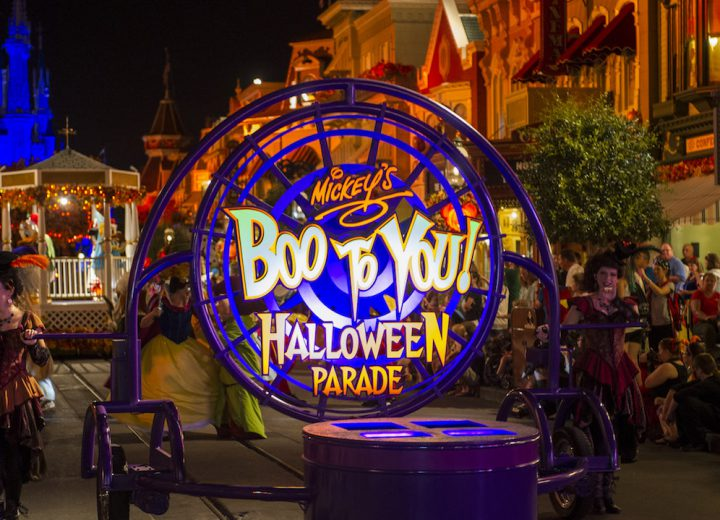 Live(ish) from Orlando Episode 5 – Mickey's Not-So-Scary Halloween Party!