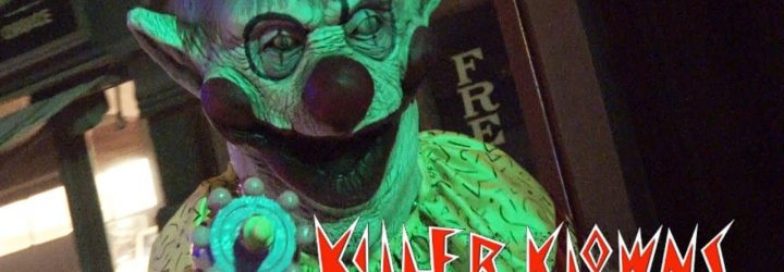 Killer Klowns Are Returning to Halloween Horror Nights!