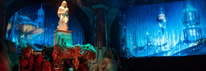 Great Reviews of Poor Attractions – Poseidon's Fury!