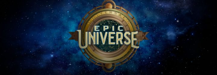 New Florida Theme Park revealed, Universal's Epic Universe