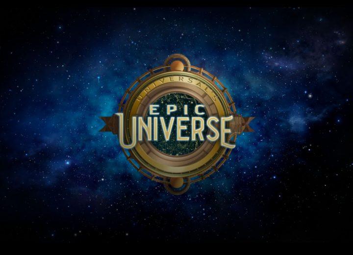 New Florida Theme Park revealed, Universal's Epic Universe