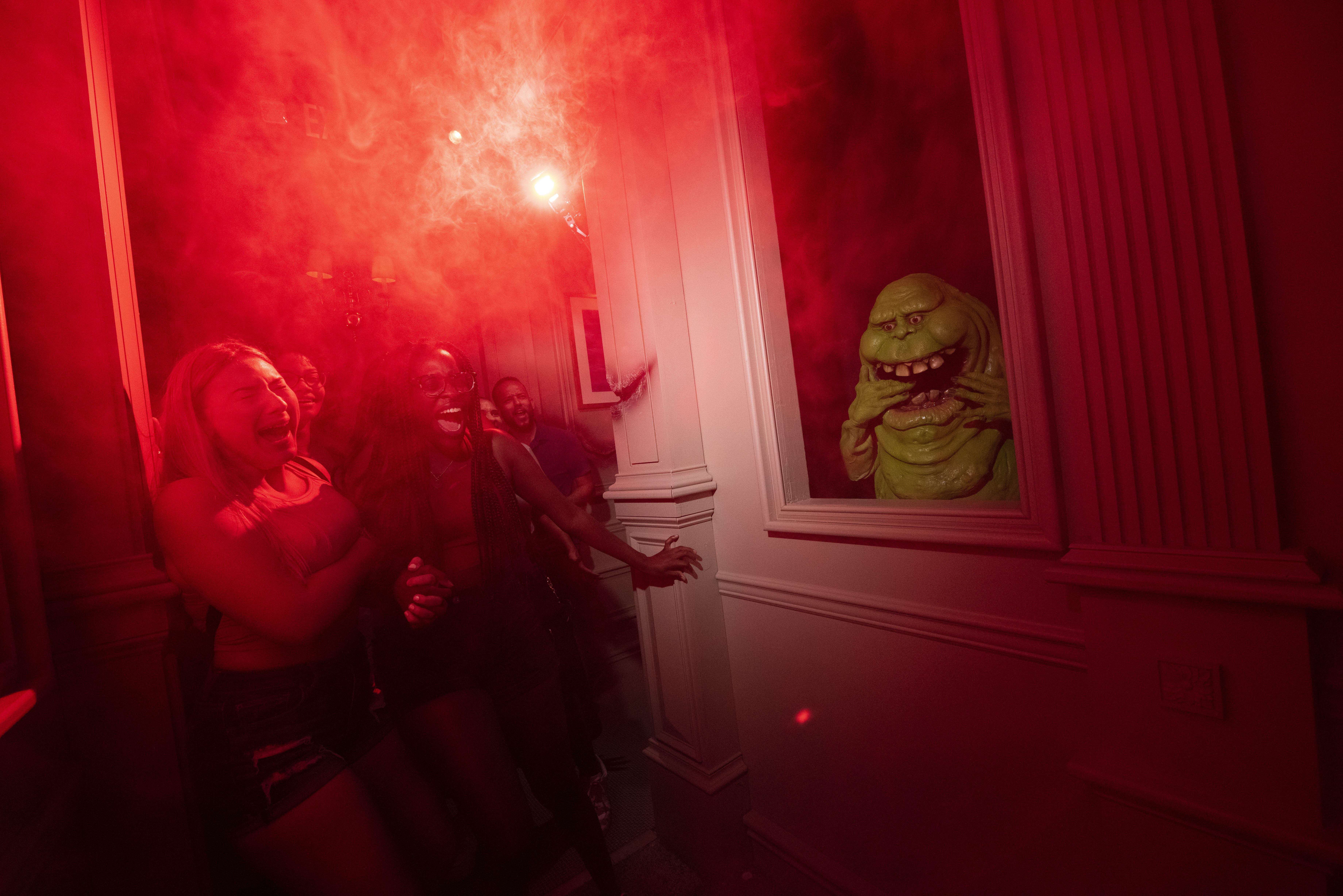 Ghostbusters House at HHN29