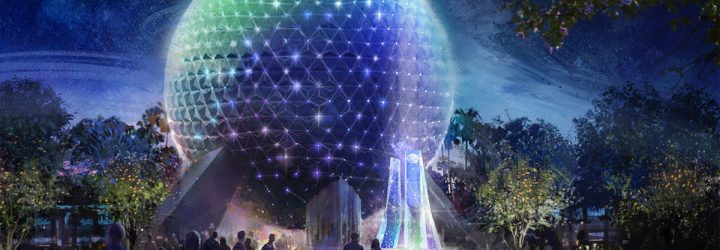 Imagineer Zach Riddley Discusses the new Spaceship Earth Transformation