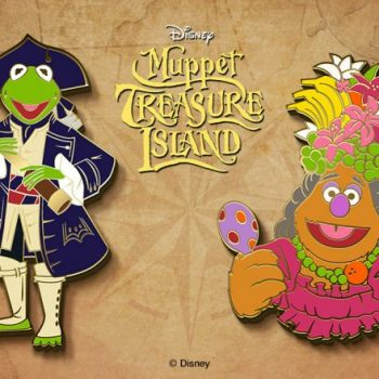 Celebrate the 25th Anniversary of Muppet Treasure Island With Limited Edition Pins