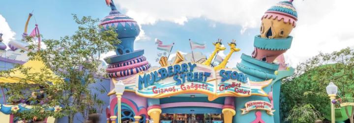 Universal Orlando Assessing the Future of Seuss Landing at Islands of Adventure