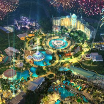 Universal's Epic Universe is Back as Construction Resumes Immediately
