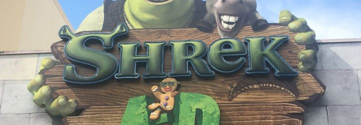 A Review of Halloween Horror Nights 30 and the end of Shrek